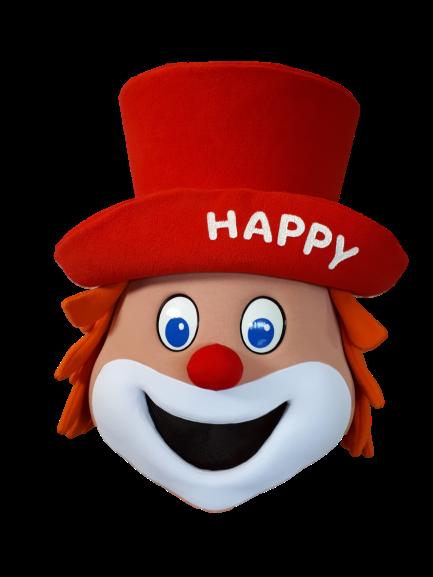 mascot Happy